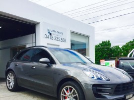 Automative Tinting'gallery